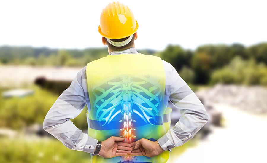 Afectiunile musculo-scheletice, una din cele mai frecvente probleme de sanatate cu care se confrunta lucratorii